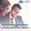 CBD Accounting and Tax Consultant Icon