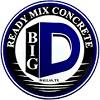 Big D Ready Mix Concrete Icon