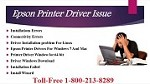 Epson printer technical support number 1-800-213-8289 Icon