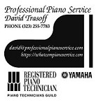 Professional Piano Service Icon