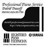 Professional Piano Service Icon