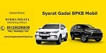 Syarat Gadai BPKB Mobil Icon