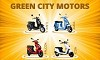 Electric vehicle showroom in Bangalore Icon