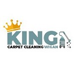 King Carpet Cleaning Wigan Icon