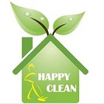 Happy Clean Icon