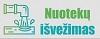 Kanalizacijos valymas. Nuoteku valymas. Nuoteku isvezimas Vilnius Icon
