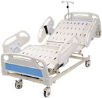 hospital attendant bed Icon