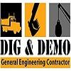 Dig & Demo Icon
