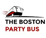 The Boston Party Bus Icon