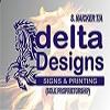 Delta Signs Icon
