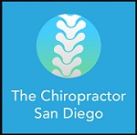 The Chiropractor San Diego Icon