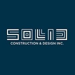 Solid Construction & Design Icon