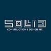 Solid Construction & Design Icon