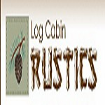 Log Cabin Rustics Icon