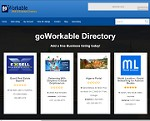 GoWorkable - Global Business listings Icon
