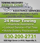Towing Recovery Rebuilding Assistance Services Icon
