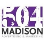 504 Madison Marketing and Advertising Icon