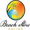 Beach Store Online Icon