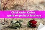 Chief Kasim Kadu Icon