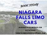 Niagara Falls Limo Cars Icon