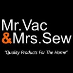 Mr Vac and Mrs Sew Icon
