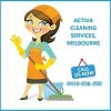 Activa Cleaning Services in Melbourne Icon