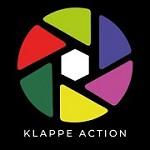 Klappe Action Icon