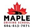 Maple Driving School Abbotsford Icon