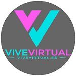 Virtual Reality Barcelona - VIVE VIRTUAL Icon