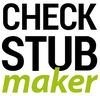 Check Stub Maker Icon