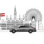 Vienna City Cab Icon