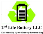 2nd Life Battery, LLC Icon