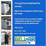 Bell Air Electrical Icon