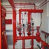 Residential fire sprinkler systems Icon