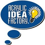 Acrylic Idea Factory Icon