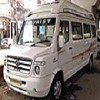 tempo traveller on rent Icon