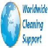 Worldwide Cleaning Support Icon
