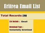 Eritrea Email List Icon