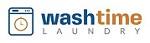 Wash Time Laundry Icon