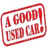 A Good Used Car