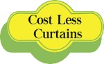 COST LESS CURTAINS