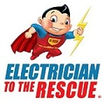 Electrician To The Rescue Icon