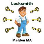 Locksmith Malden MA Icon
