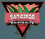 San Diego Pavers Guys Icon