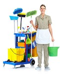 Complete Janitorial Cleaning Services Icon