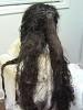 Dreadlock Remover Matted Hair Detangler Salon Africa Icon