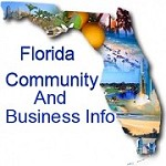 Florida Community and Business Info  Icon