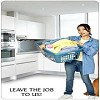 House Cleaning Services & Part Time Maid Icon