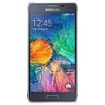 Samsung Galaxy Alpha Black (Silver-67158) Icon