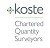 Koste Chartered Quantity Surveyors Icon